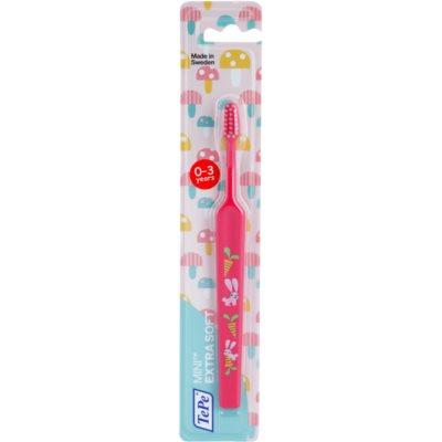 TePe Mini Illustration zobna ščetka za otroke z majhno ozko glavo ekstra soft