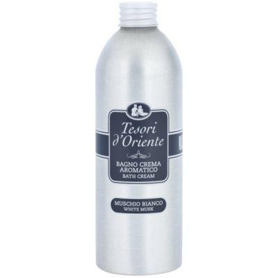 Tesori d'Oriente White Musk засоби для ванни для жінок 500 мл