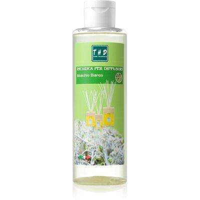 THD Rica Rica Muschio Bianco Refill for aroma diffusers