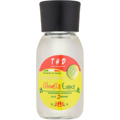 THD Home Fragrances Citronella Essence Difusor de aromas con esencia