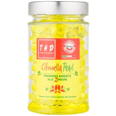 THD Home Fragrances Citronella Pearl ароматичні перлини