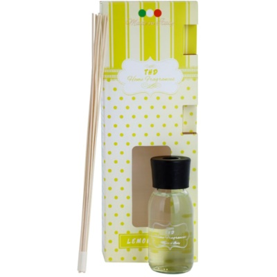 THD Home Fragrances Lemongrass aroma difuzor cu rezervã
