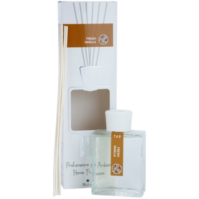 THD Platinum Collection Fresh Vanilla diffusore di aromi con ricarica