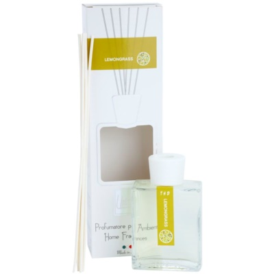 THD Platinum Collection Lemongrass Difusor de aromas con esencia