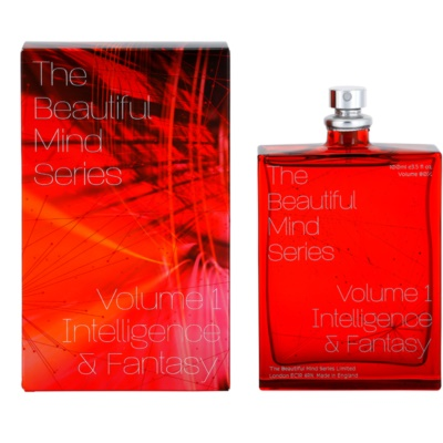 The Beautiful Mind Series Intelligence & Fantasy Eau de Toilette for Women