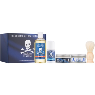 The Bluebeards Revenge Gift Sets Deluxe Kit kosmetická sada I.