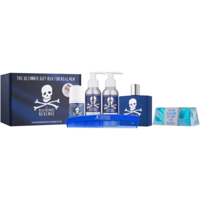 The Bluebeards Revenge Gift Sets Revenge Perfect Man Kit kosmetická sada I.