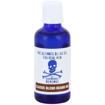 The Bluebeards Revenge Classic Blend olje za brado