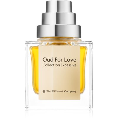The Different Company Oud For Love eau de parfum mixte