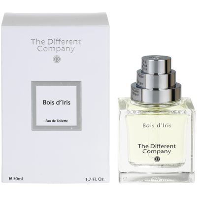 The Different Company Bois d´Iris eau de toilette pour femme