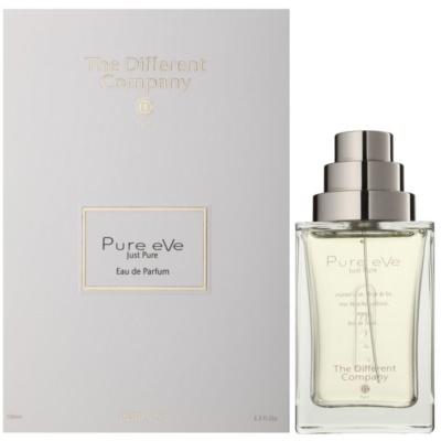 The Different Company Pure eVe eau de parfum pour femme  rechargeable