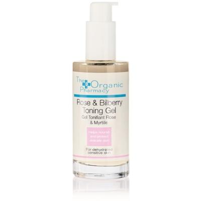 tonizáló gél a dehidratált és arcpírre hajlamos bőrre