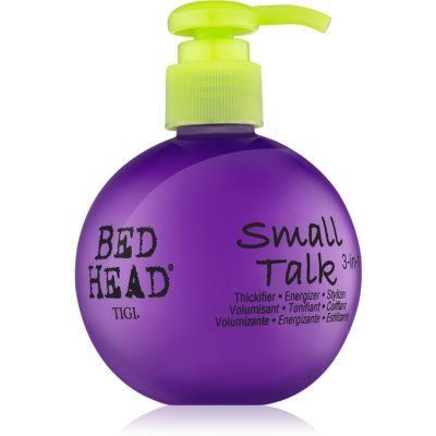 TIGI Bed Head Small Talk gel crema pentru volum