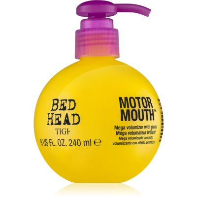 TIGI Bed Head Motor Mouth krema za volumen kose s neonskim učinkom