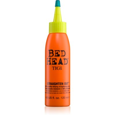 TIGI Bed Head Straighten Out creme para alisamento de cabelo