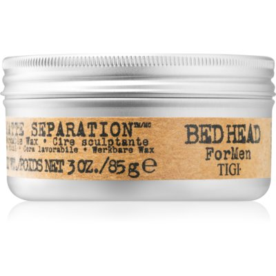 TIGI Bed Head B for Men Matte Separation cire matifiant pour cheveux