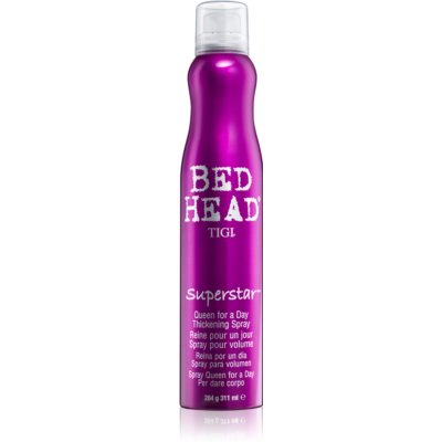 TIGI Bed Head Superstar spray para volume e forma