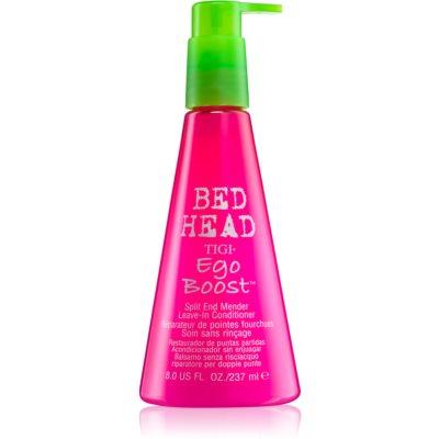 TIGI Bed Head Ego Boost odżywka bez spłukiwania na rozdwojone końcówki włosów
