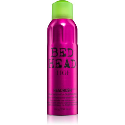 TIGI Bed Head Headrush spray para dar brillo