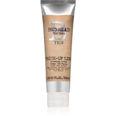 TIGI Bed Head B for Men кремова пінка для стайлінгу волосся для об'єму  100 мл