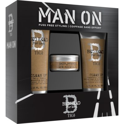TIGI Bed Head Man On Gift Set V.