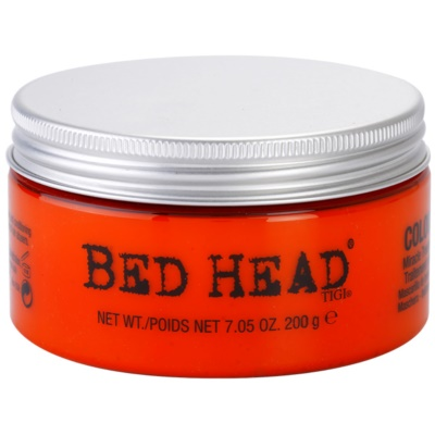 маска  за боядисана коса