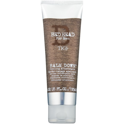 TIGI Bed Head B for Men βάλσαμο για μετά το ξύρισμα με δροσερό αποτέλεσμα