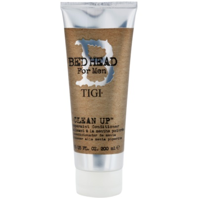 TIGI Bed Head B for Men condicionador de limpeza anti-queda
