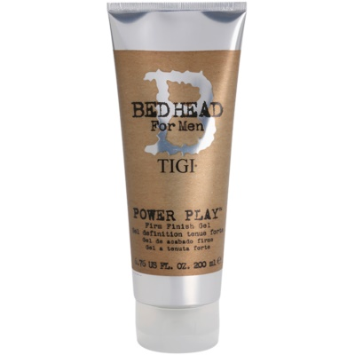 TIGI Bed Head B for Men gel coiffant  fixation forte