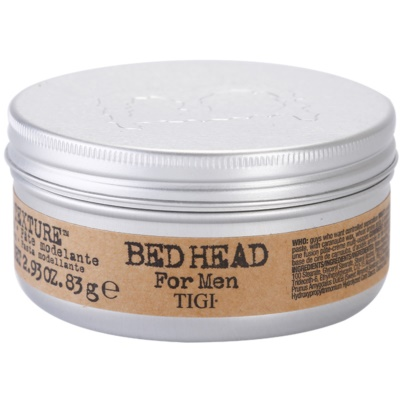 TIGI Bed Head For Men Texture™ Modellierende Haarpaste für Definition und Form