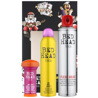 TIGI Bed Head Flexi Head lote cosmético I.