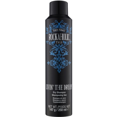 TIGI Bed Head Rockaholic сухий шампунь