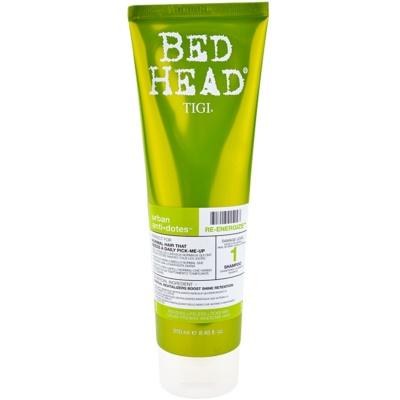 šampón pre normálne vlasy