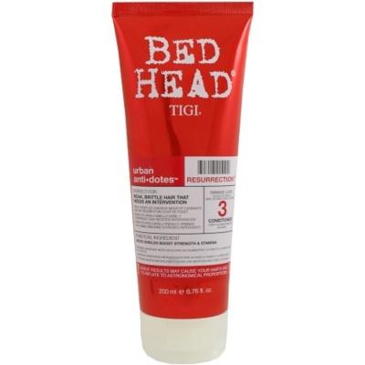kondicionér pro slabé, namáhané vlasy