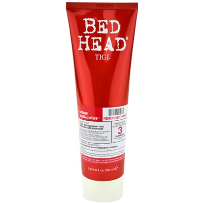 TIGI Bed Head Urban Antidotes Resurrection sampon gyenge, károsult hajra
