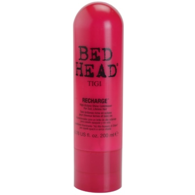 TIGI Bed Head Recharge Conditioner  voor Glans