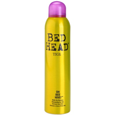 TIGI Bed Head Oh Bee Hive! matt száraz sampon
