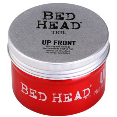 gelová pomáda na vlasy