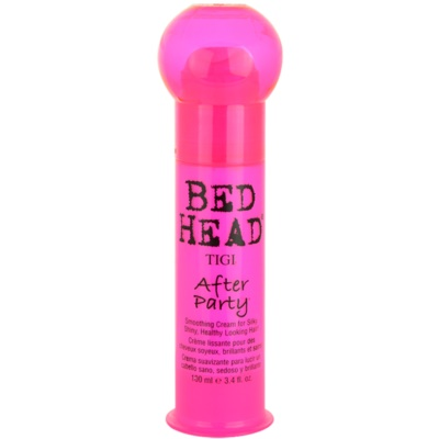 TIGI Bed Head After Party Styling Cream To Smooth Hair