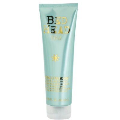 TIGI Bed Head Totally Beachin Reinigende Shampoo  voor Belast Haar door de Zon