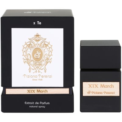 Tiziana Terenzi XIX March extrait de parfum mixte