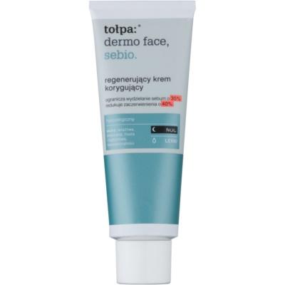 crema regeneradora de noche para pieles grasas