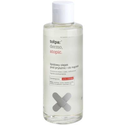 lipidový olej do sprchy i do koupele
