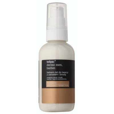 zjemňující balzám-gel pro muže s vousy