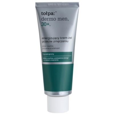 Tołpa Dermo Men 30+ Energising Gel Cream for Tired Skin