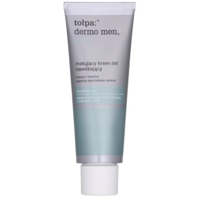 Tołpa Dermo Men 20+ Mattifying Gel Cream with Moisturizing Effect