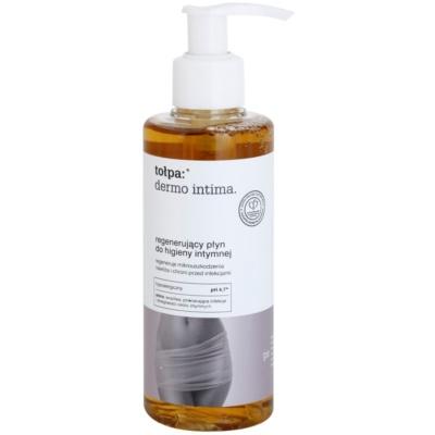 gel regenerador para higiene íntima