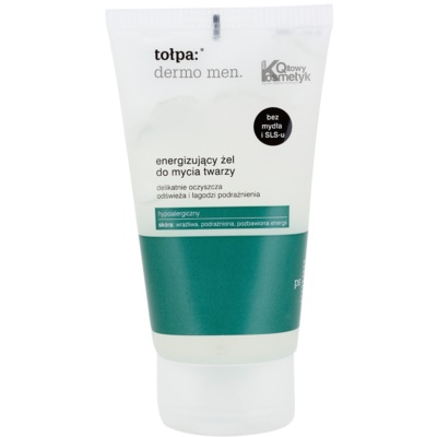 Tołpa Dermo Men Gentle Cleansing Gel for Tired Skin