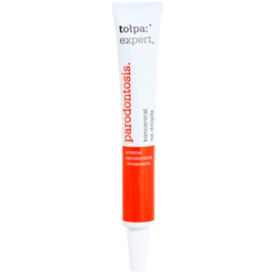 Tołpa Expert Parodontosis Regenerating Gel To Treat Bleeding Gums