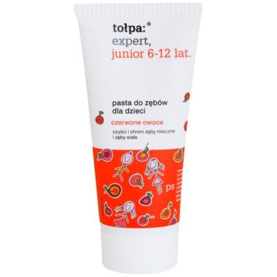 Tołpa Expert Junior 6-12 dentifrice pour enfant